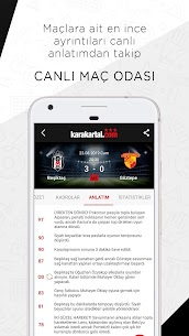Karakartal – Beşiktaş haberleri amp  Canlı Skor Apk İndir 3