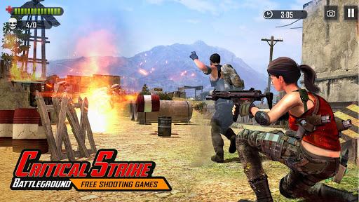 Battleground Fire Cover Strike: Free Shooting Game 2.1.4 screenshots 18