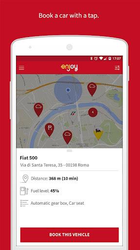 enjoy vehicle sharing 2.0.21 Screenshots 2