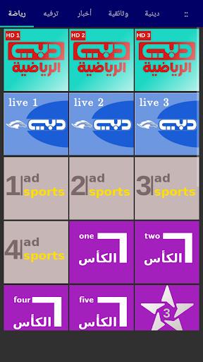 Arabic TV screenshots 1