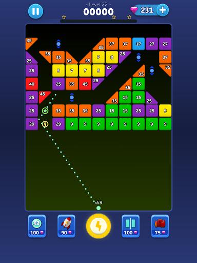Brick Breaker - Crush Block Puzzle 1.07 screenshots 9