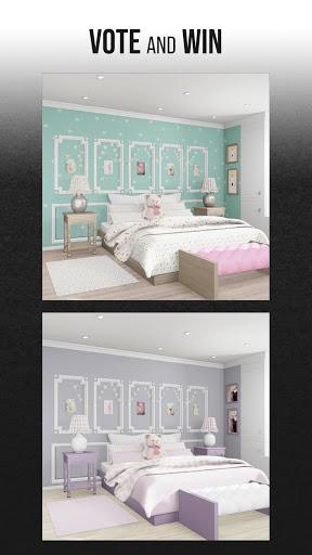 Home Design Star : Decorate & Vote 1.3.7 screenshots 5