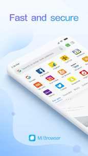 Free Mi Browser Pro – Video Download, Free, Fastamp Secure 1