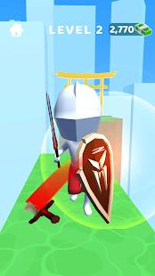 Sword Play! Ninja Slice Runner 3D Unlimited Money