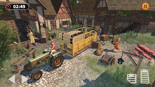 Tractor Farming - Big Farm Simulator Tractor Games 1.19 screenshots 2