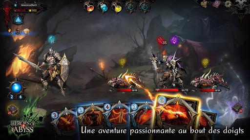 Télécharger Heroes of Abyss apk mod screenshots 2