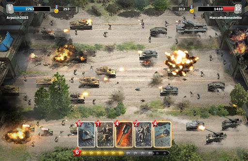 Heroes of War: WW2 Idle RPG 1.8.3 screenshots 2