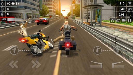 Traffic Racer: Dirt Bike Games 1.9 screenshots 1
