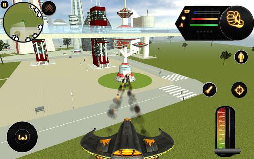 Future Robot Fighter 1.5 screenshots 1