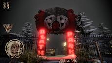 Death park: 怖いピエロサバイバルホラーゲームのおすすめ画像2