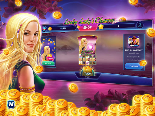 Lucky Lady's Charm Deluxe Casino Slot  screenshots 5