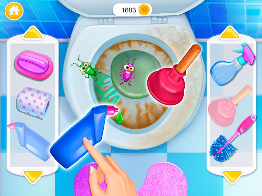 Sweet Baby Girl Cleanup 5 - Messy House Makeover 7.0.30030 screenshots 11