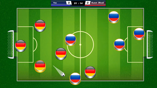 Soccer Clash: Football Stars Battle 2021 1.0.4 screenshots 3