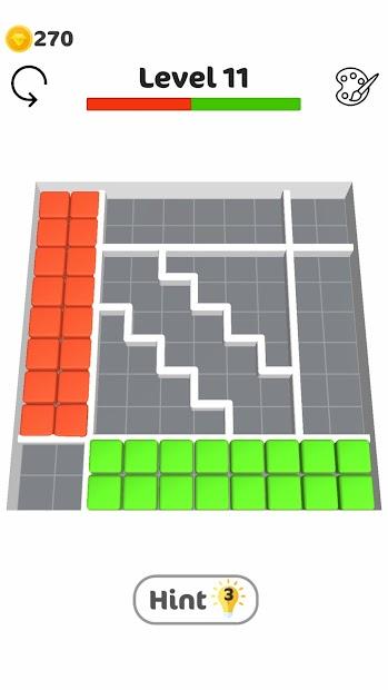 Blocks vs Blocks Android App Screenshot