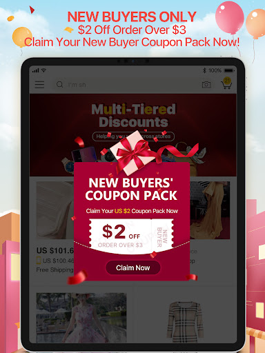 DHgate - online wholesale stores apktram screenshots 13