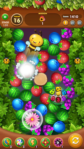 Fruits Crush - Link Puzzle Game 1.0037 screenshots 7