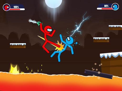 Stick Fights: Stickman Battle 1.0 screenshots 2
