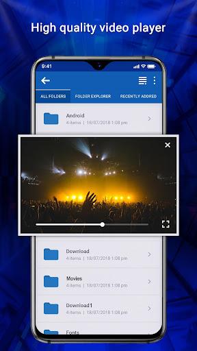 MVX Player screenshot 7