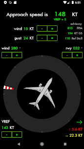 Approach Speed Calculator 9.7 Mod + Data for Android 2