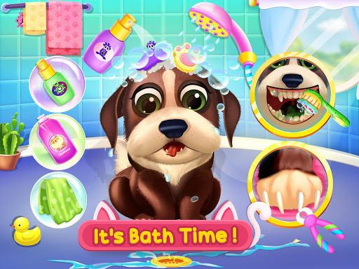 Puppy Pet Care Daycare Salon modavailable screenshots 8