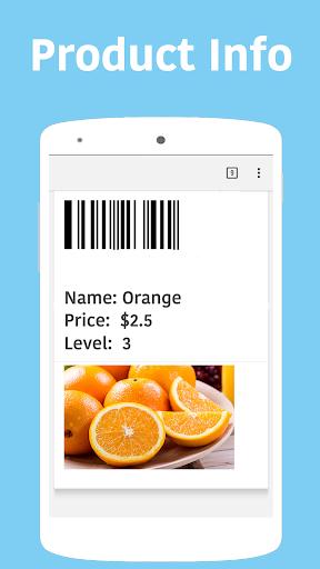 QR Barcode Scanner 2.1.09 Screenshots 3
