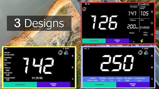 GPS Speedometer - Trip Meter - Odometer 2.2.1 Screenshots 5