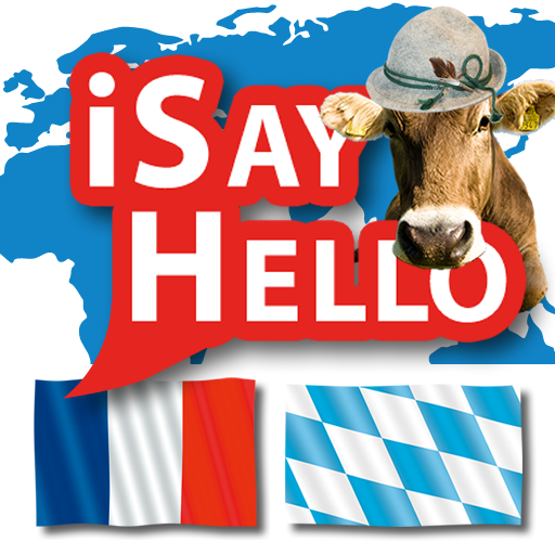 iSayHello French - Bavarian (German) For PC Windows (7, 8, 10 and 10x) & Mac Computer