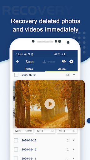 DigDeep Recovery & Recycle Deleted Photos 1.2.6 screenshots 4