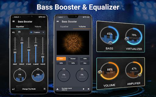 Equalizer Pro - Volume Booster & Bass Booster apktram screenshots 8