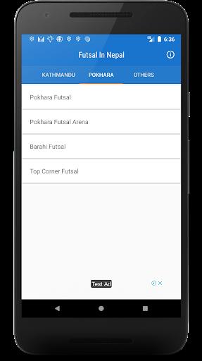 futsal in nepal screenshot 3