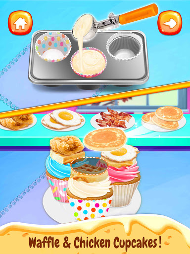 Breakfast Food Recipe! 1.3 screenshots 1