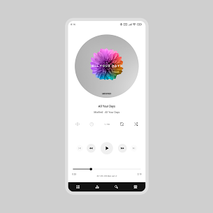 Aurora – Poweramp v3 Skin APK [PAID] Download 2