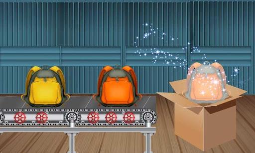 Foto do School Bags Maker Factory – Factories Management