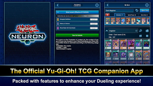 Yu-Gi-Oh! Neuron MOD APK 1.5.0 (Unlimited Money) Download