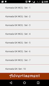 KANNADA GK – MCQ & Notes 1.0.6 Android Mod + APK + Data 2