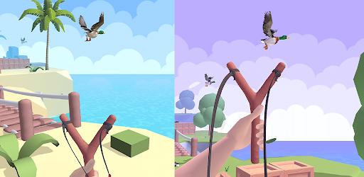 Sling Birds 3D .APK Preview 0