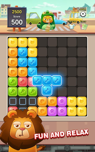 Block Puzzle Character screenshots 14
