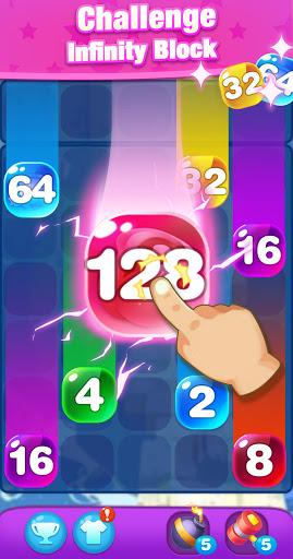 Bubble Merge 2048  screenshots 3