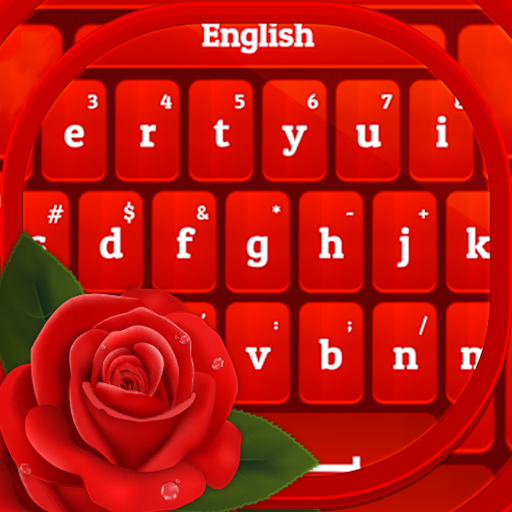 Baixar Red Rose Keyboard 2021