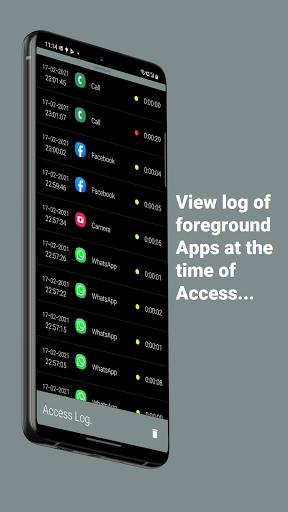 Access Dots - Android 12/iOS 14 privacy indicators  screenshots 5