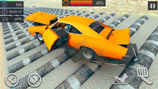 Car Crash Simulator: Feel The Bumps 1.2 Screenshots 14