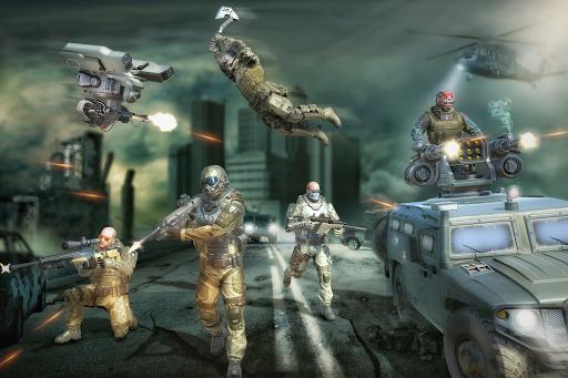 Country War : Battleground Survival Shooting Games 1.7 screenshots 2
