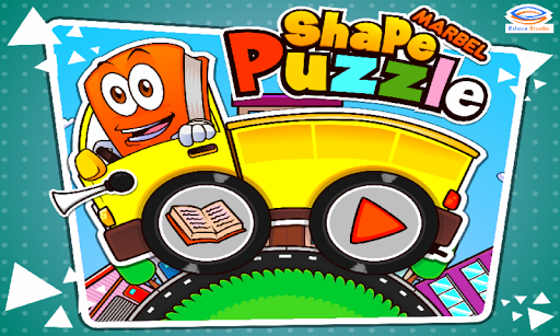 Marbel Shape Puzzle Kids Games modavailable screenshots 1
