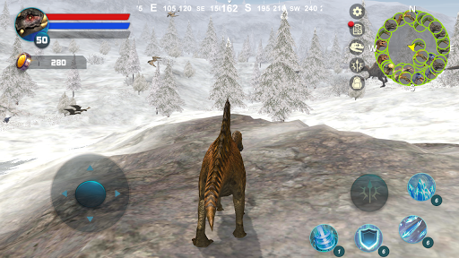 Ouranosaurus Simulator Apkfinish screenshots 4