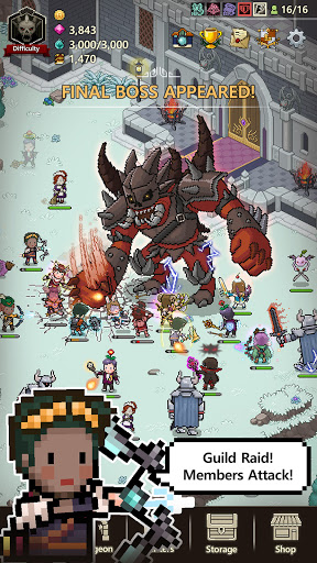 Evil Hunter Tycoon - Nonstop Fighting & Building 1.314 screenshots 7