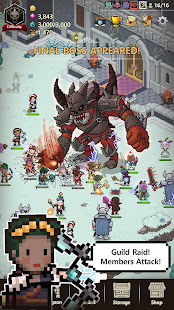 Evil Hunter Tycoon - Nonstop Fighting