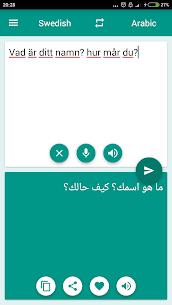 تحميل مترجم عربي سويدي فوري 1