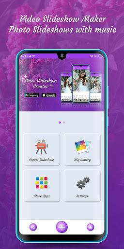 Video Slideshow Maker from Photo & Music modavailable screenshots 1