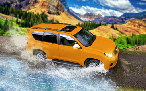 Mountain Car Driving Prado Game: Luxury Jeep 2020 0.1 screenshots 2