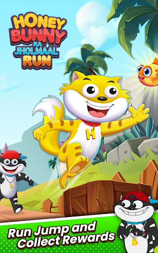 Honey Bunny Ka Jholmaal Games : Rise Up Jump & Run 1.0.3 screenshots 18